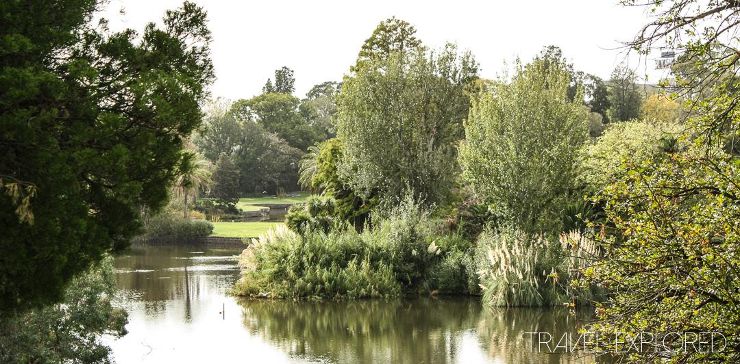 Melbourne - Botanic Gardens Lake
