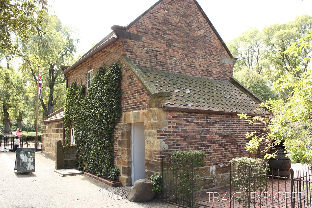 Melbourne - Cooks Cottage