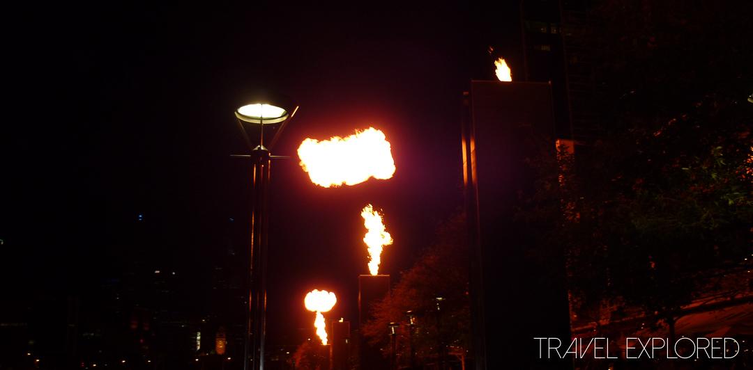 Melbourne - Crown Casino Gas Brigades
