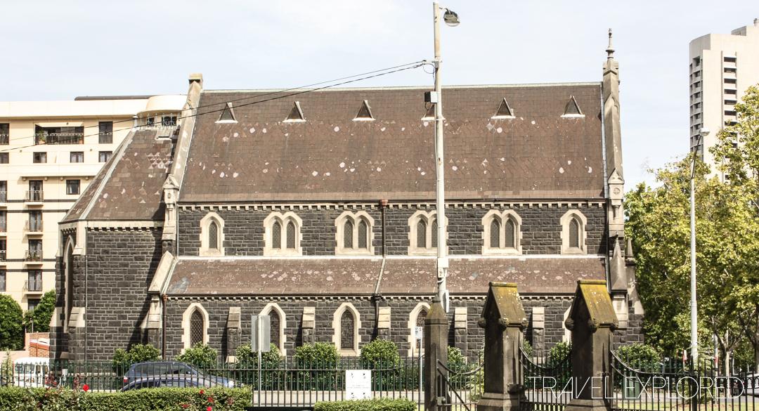 Melbourne - Dreifaltigkeitskirche Lutheran Trinity Church