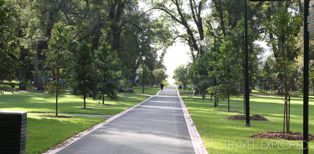 Melbourne - Fitzroy Gardens