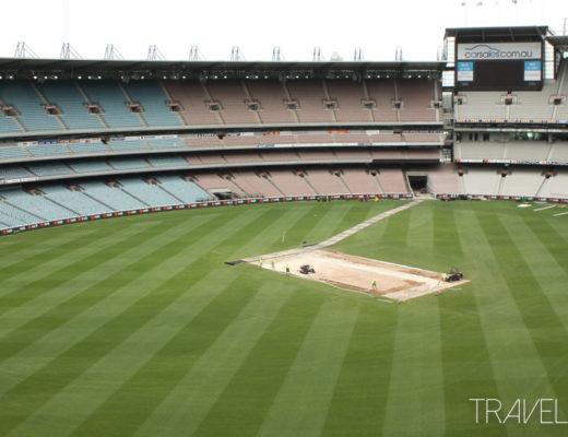 Melbourne - MCG Tour