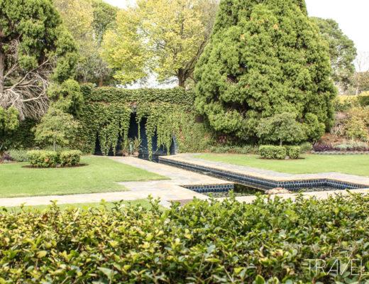Melbourne - Pioneer Women Sunken Garden