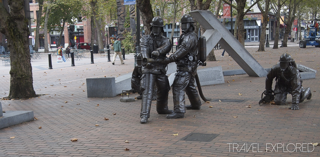 Seattle - Firefighters Memorial