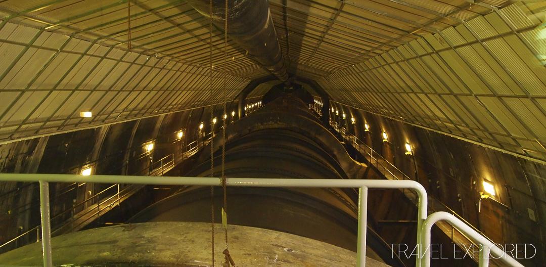 Las Vegas - Hoover Dam Tunnel