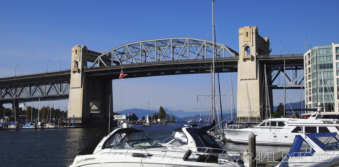Vancouver - Burrard St Bridge