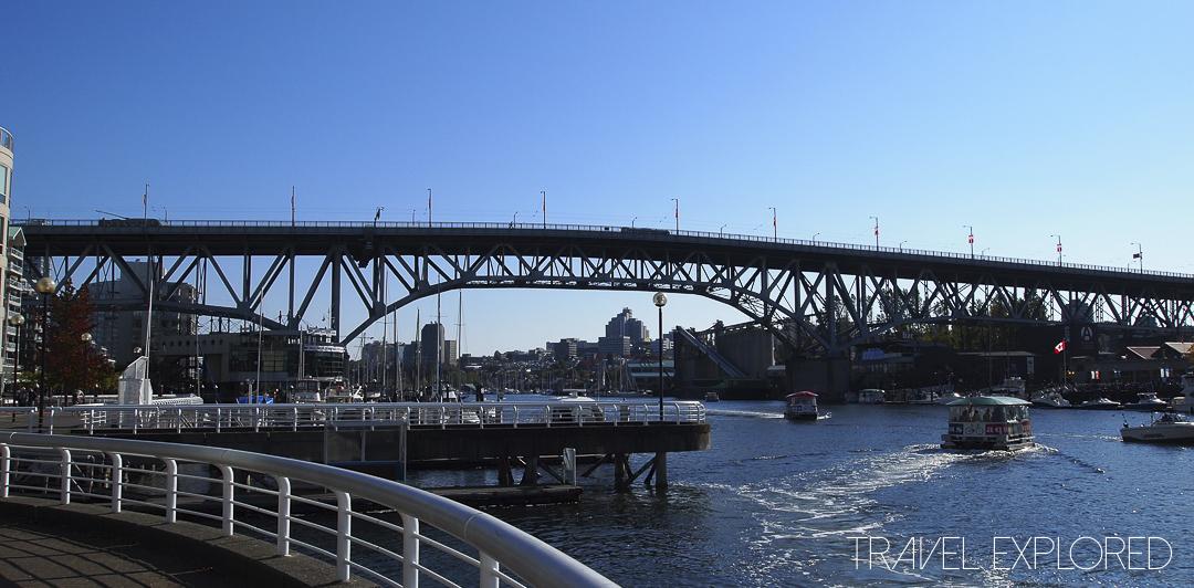 Vancouver - Grancill St Bridge