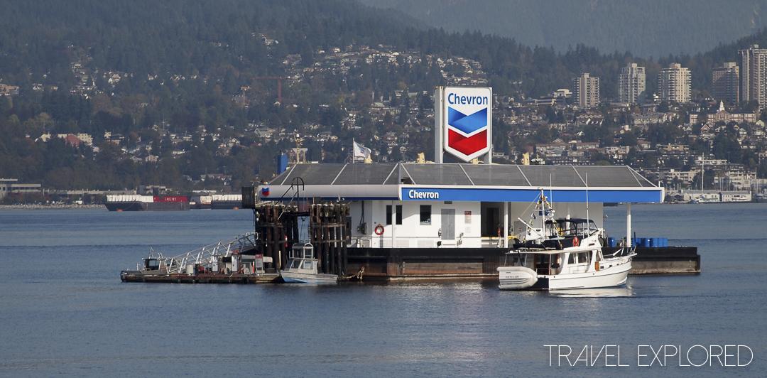Vancouver - Petrol Station