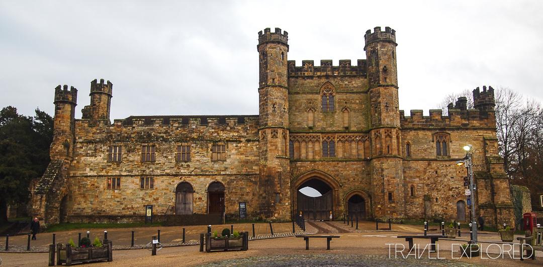 Battle - Battle Abbey Gatehouse