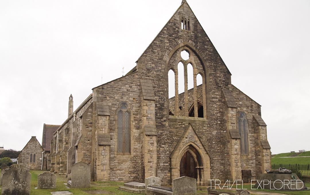 Portsmouth - Royal Garrison Church