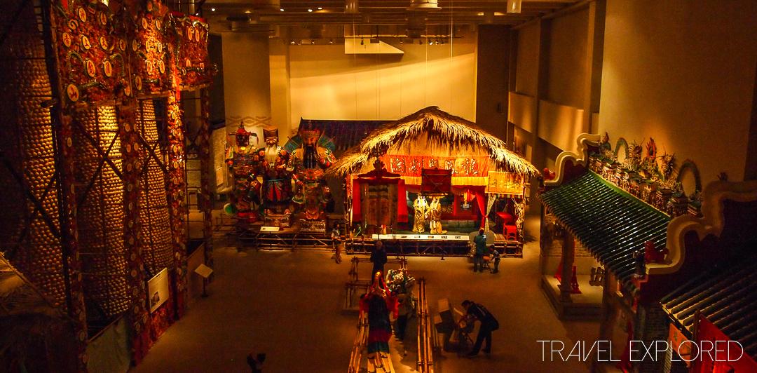 Hong Kong - Museum of History