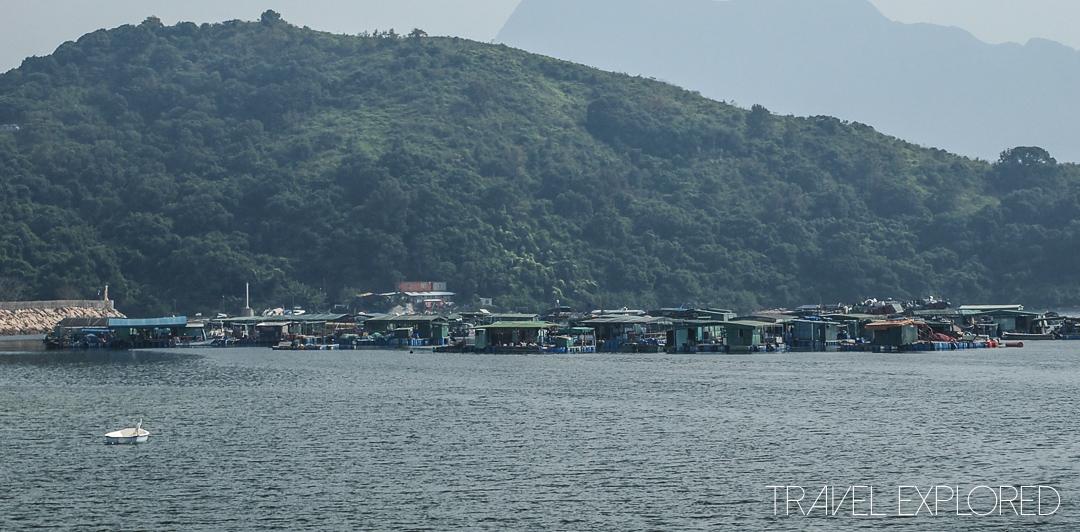 Hong Kong - Sam Mun Tsai Fishing Village