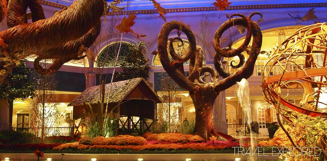 Las Vegas - Bellagio Conservatory
