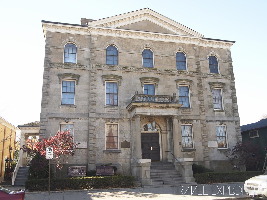 Niagara On The Lake - Courthouse