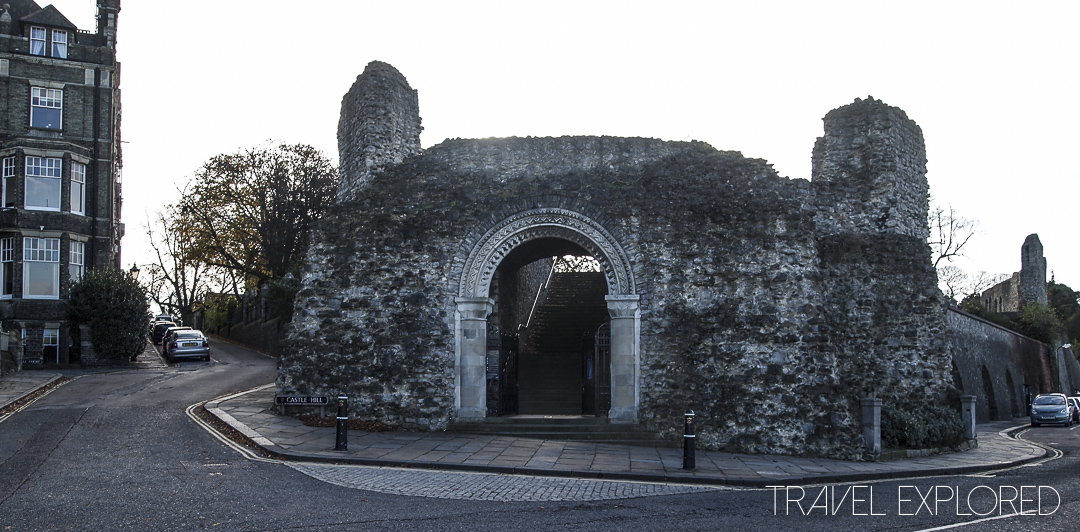 Rodchester Castle Gatehouse