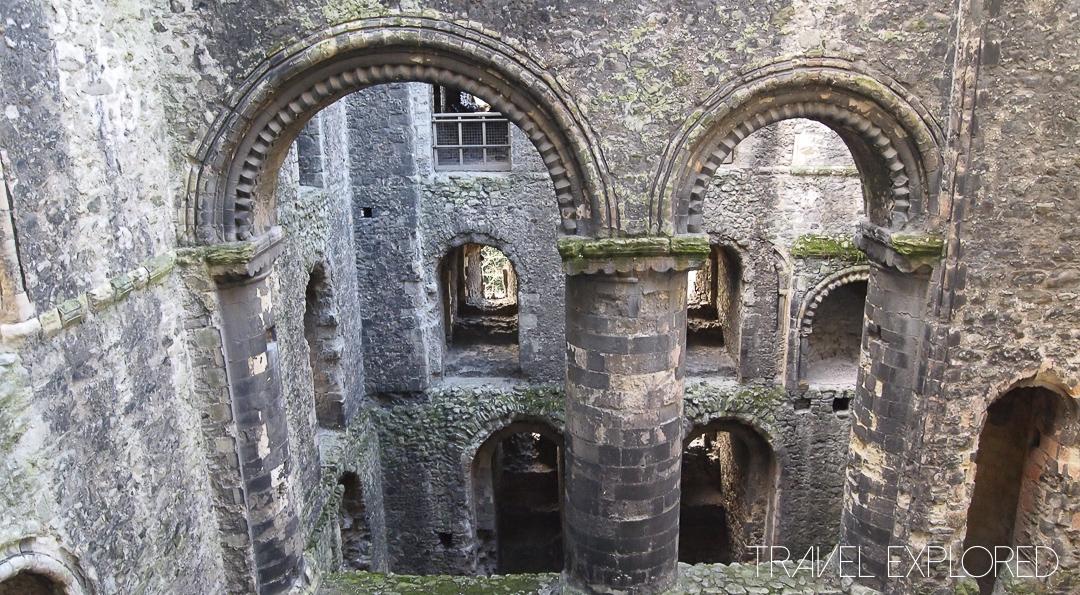 Rodchester Castle Interior