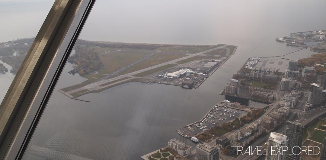 CN Tower Toronto - Skypod View