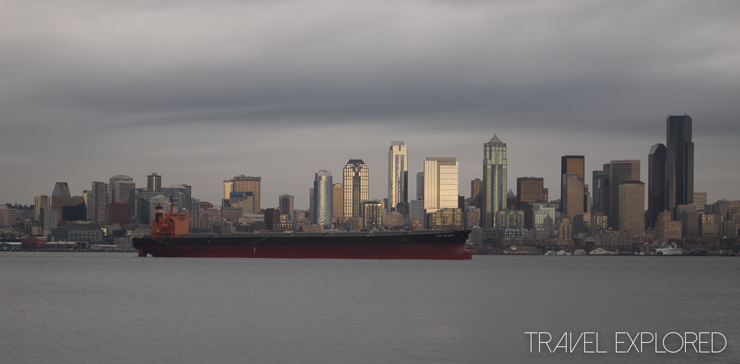 Seattle - City Skyline