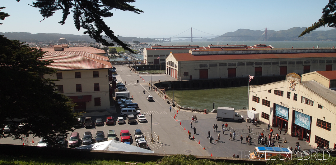San Francisco - Fort Mason