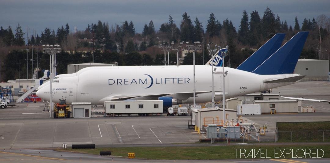 Seattle - Boeing Dreamlifter