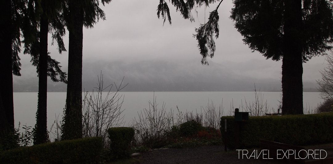 Seattle - Lake Quinault