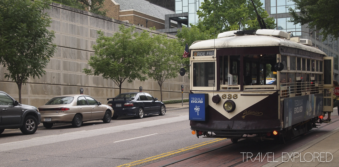 Dallas - M-Line Trolley