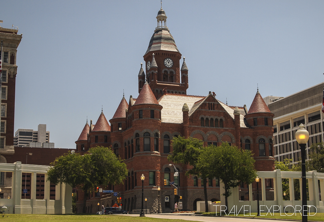 Dallas - Old Courthouse
