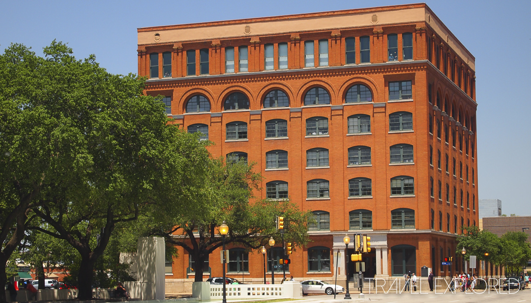 Dallas - Texas School Book Depository