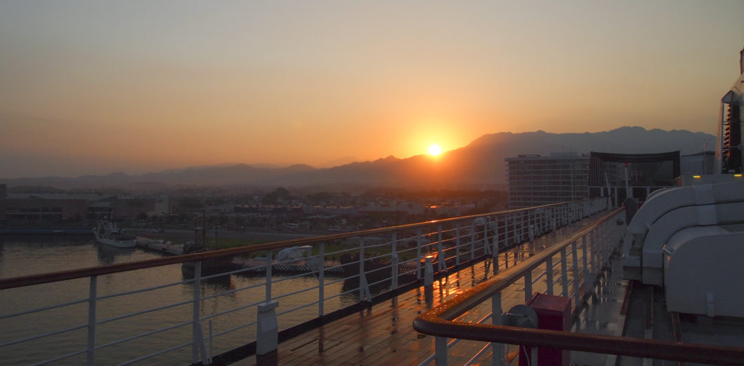 28 Day Panama Canal Cruise