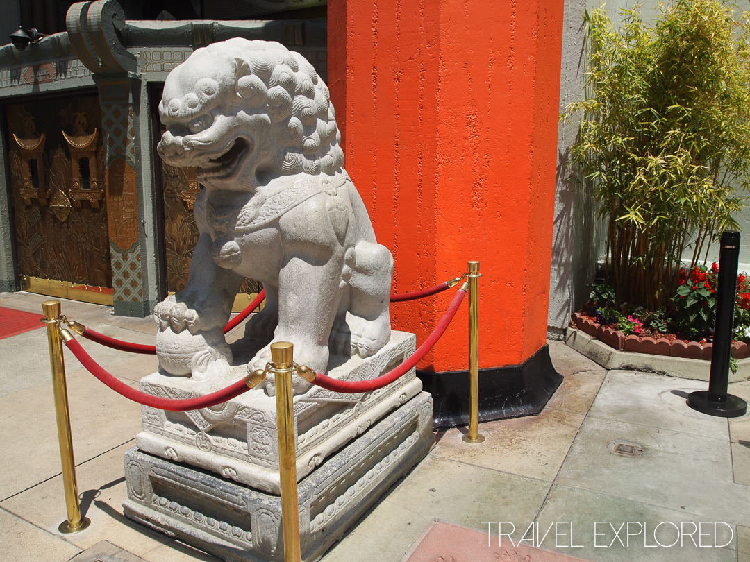 Los Angeles - Grauman's Chinese Theatre
