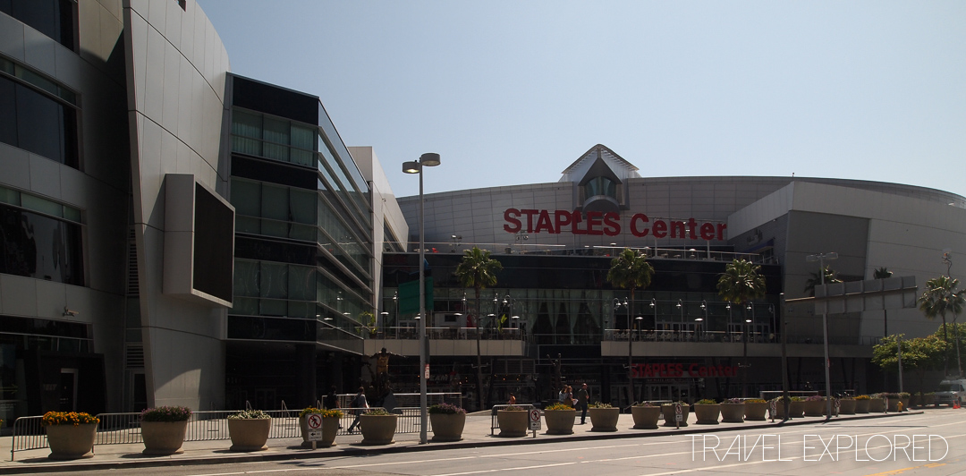 Los Angeles - Staples Center