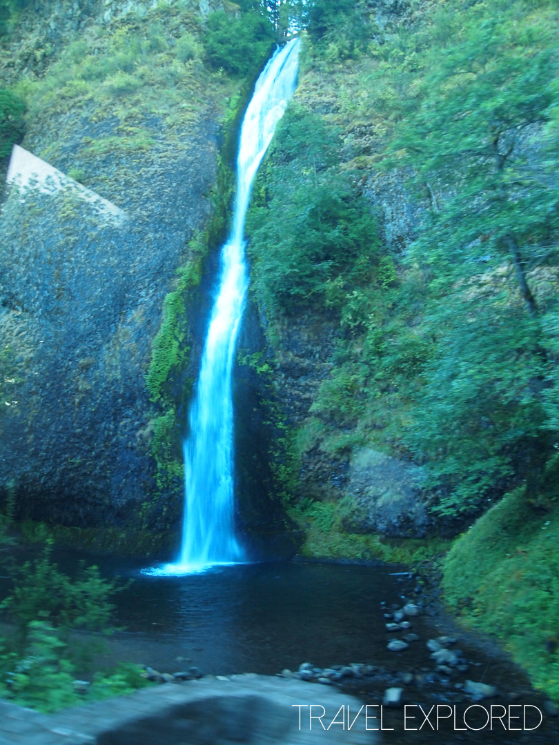 Columbia River Gorge - Horsetail Falls