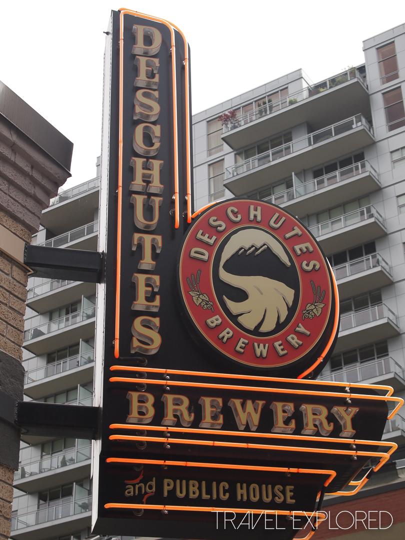 Portland - Deschutes Brewery