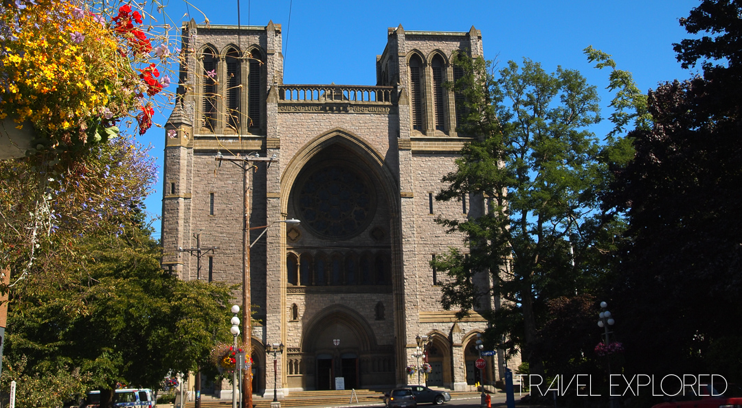 Victoria - Christ Church Cathedral