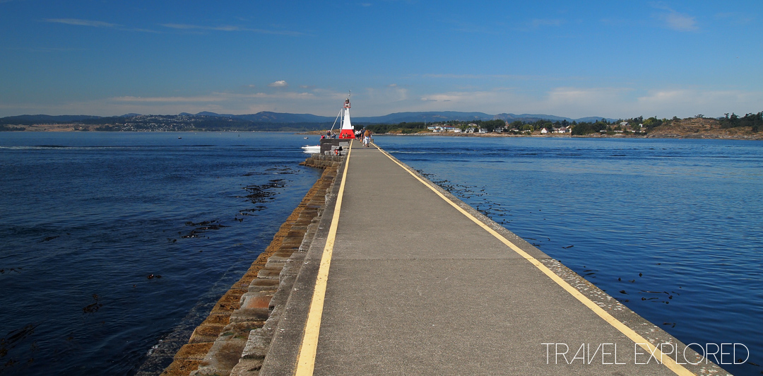 Victoria - Ogden Point Breakwater