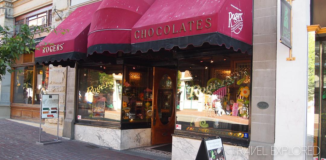 Victoria - Rogers Chocolates