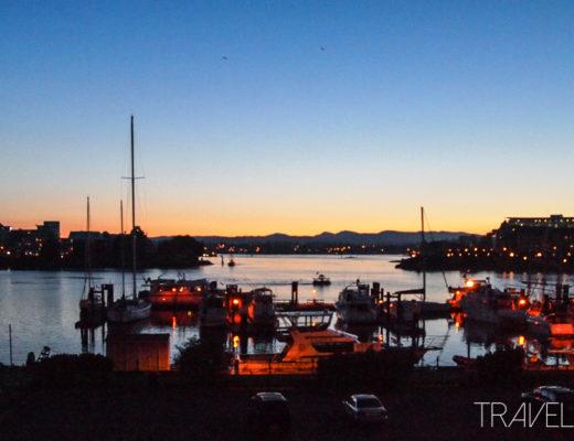 Victoria - Sunset