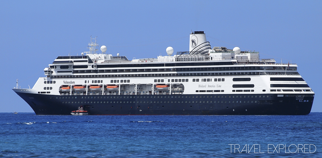 Holland America Line MS Volendam
