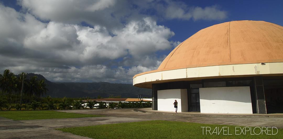 Apia Parliament Building