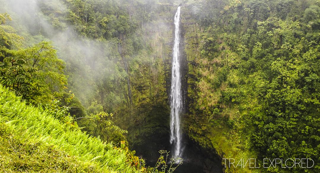 Hawaii - Hilo - Akaka Falls