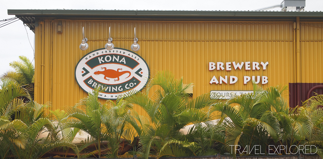 Hawaii - Kona - Kona Brewing Co.