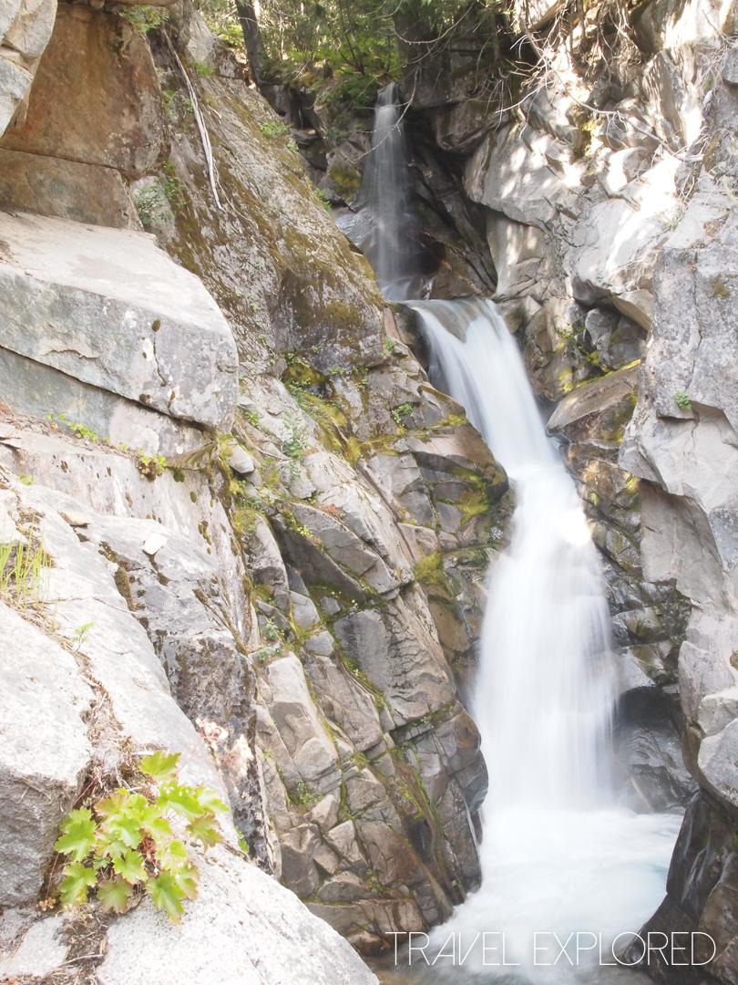 Mt Rainier - Christine Falls