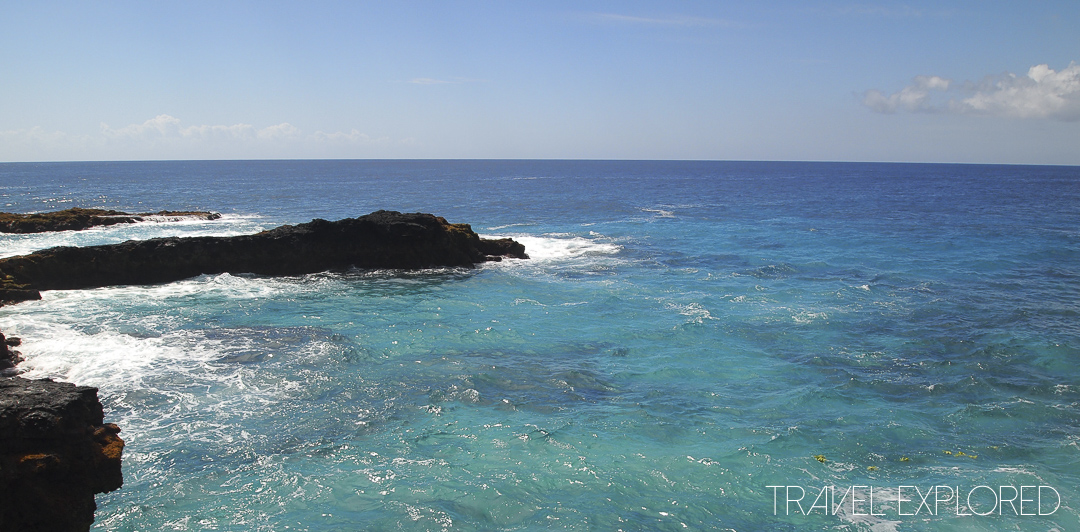 Pago Pago - Coastline