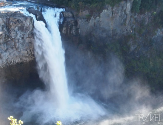 Seattle - Snoqualmie Falls
