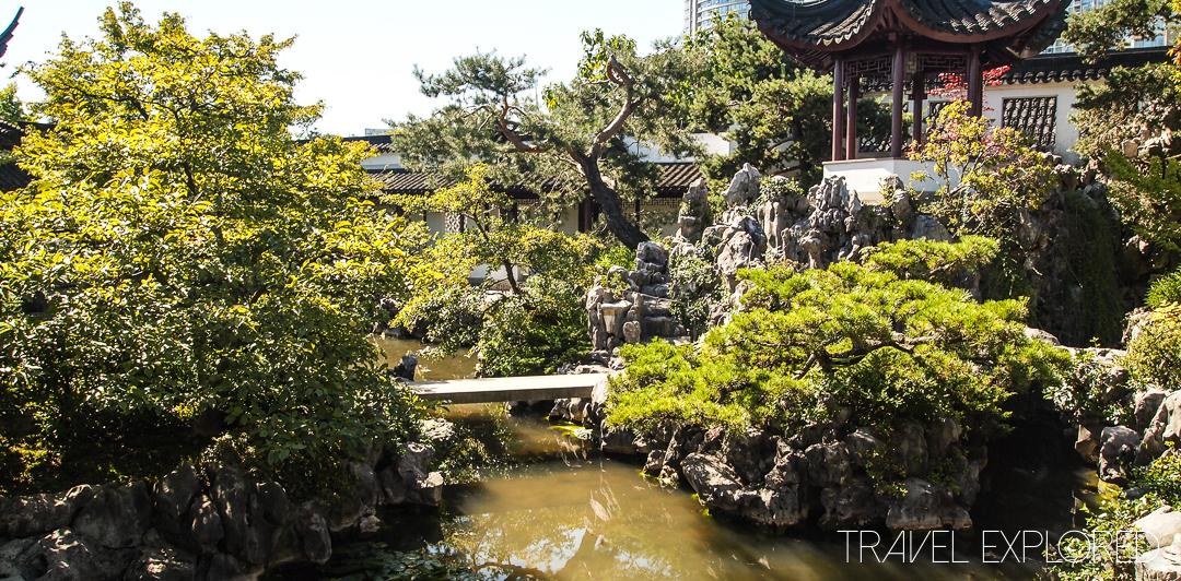 Vancouver - Dr Sun Yat-Sen Classical Chinese Garden
