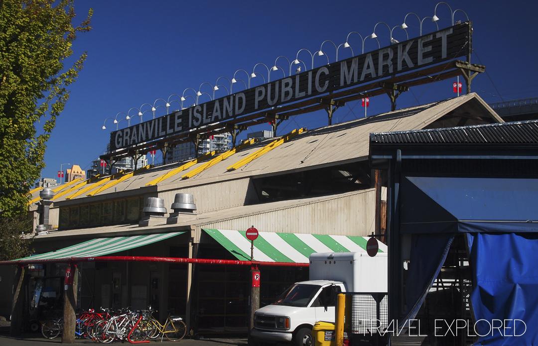Vancouver - Granville Island Public Market