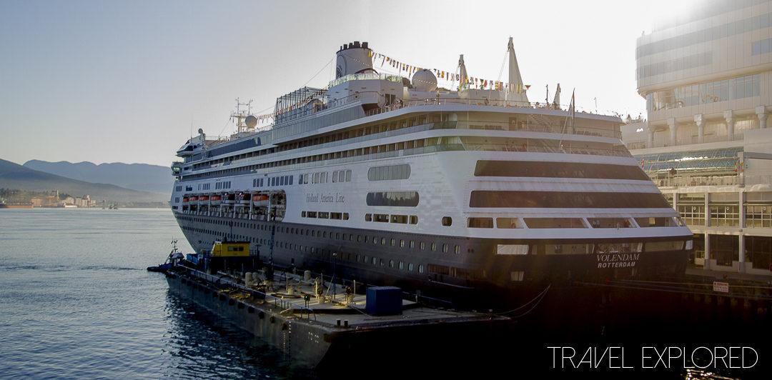 Vancouver - MS Volendam
