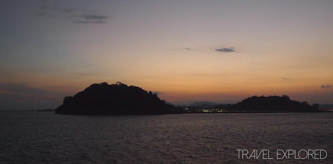 Fuerte Amador - Panama Sunset