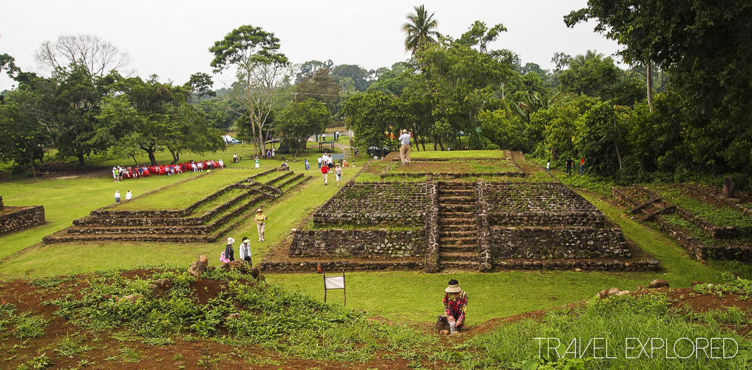 Puerto Chiapas - Izapa Ruins