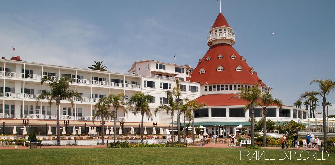 San Diego - Del Coronado Hotel